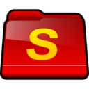 128x128px size png icon of Shareaza Downloads