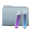 128x128px size png icon of Folder Graphite Experiences