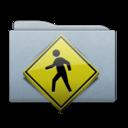 128x128px size png icon of Folder Graphite Public