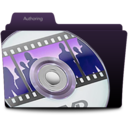 128x128px size png icon of DVD Studio Pro