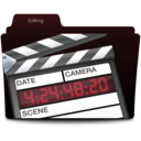 128x128px size png icon of Final Cut Pro