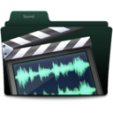 128x128px size png icon of Soundtrack Pro