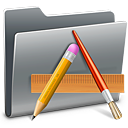 128x128px size png icon of 3D Applications