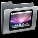 128x128px size png icon of 3D Desktop
