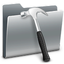 128x128px size png icon of 3D Developer