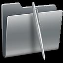 128x128px size png icon of 3D Docments Alt