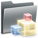 128x128px size png icon of 3D Icons