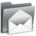 128x128px size png icon of 3D Mail