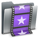 128x128px size png icon of 3D Movies
