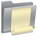 128x128px size png icon of 3D Notes