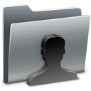 128x128px size png icon of 3D User