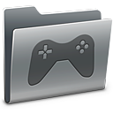 128x128px size png icon of Games