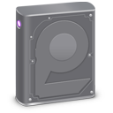 128x128px size png icon of Internal HD