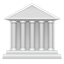 128x128px size png icon of Sidebar Library