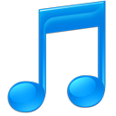 128x128px size png icon of Sidebar Music