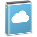 128x128px size png icon of iDisk MobileMe
