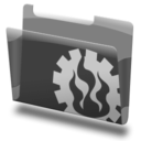 128x128px size png icon of Burnable