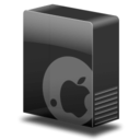 128x128px size png icon of Drive dotmac