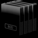 128x128px size png icon of Drive slim raid 4disks