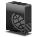 128x128px size png icon of Drive webdav