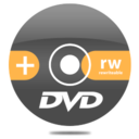 128x128px size png icon of Dvd plus rw