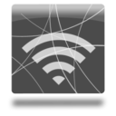 128x128px size png icon of Network wlan