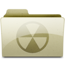 128x128px size png icon of burn Tan