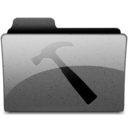 developer Charcoal Icon