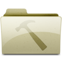 developer Tan Icon