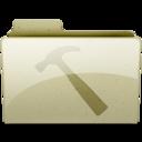 128x128px size png icon of developer Tan