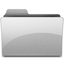 128x128px size png icon of generic Grey