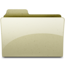 128x128px size png icon of generic Tan