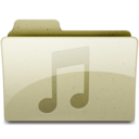 music Tan Icon
