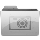 pictures Grey Icon