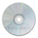 128x128px size png icon of Drive DVD RAM