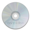 128x128px size png icon of Drive DVD+RW