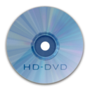 128x128px size png icon of Drive HD DVD