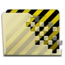 beige folder icon warehouse Icon