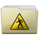 128x128px size png icon of beige folder public