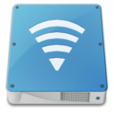 128x128px size png icon of drive external airport
