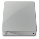 128x128px size png icon of drive external alt