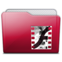 folder adobe video encoder Icon