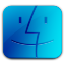 128x128px size png icon of toolbar finder