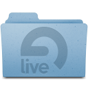 128x128px size png icon of Ableton Live