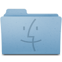 128x128px size png icon of Finder