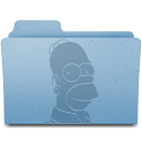 128x128px size png icon of Homer