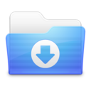 128x128px size png icon of Drop box
