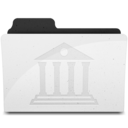 128x128px size png icon of LibraryFolderIcon Y