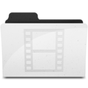 128x128px size png icon of MovieFolderIcon Y