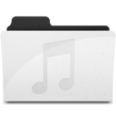 128x128px size png icon of MusicFolderIcon Y